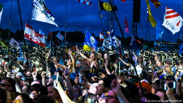Musikfestival Glastonbury Festival (picture-alliance/Photoshot)