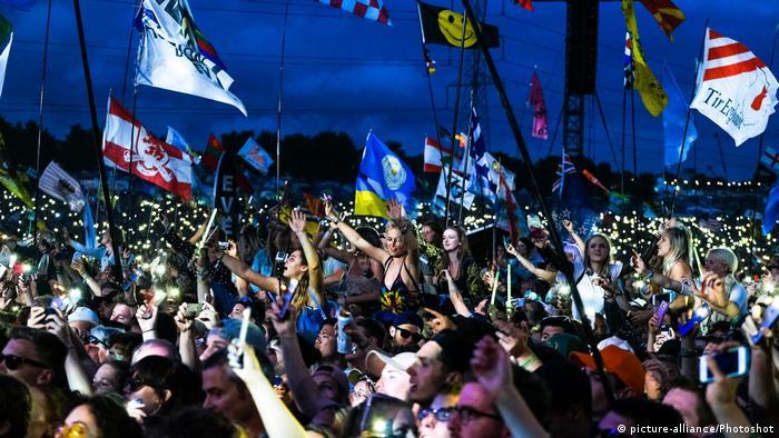 Musikfestival Glastonbury Festival
