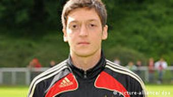 U21 Nationalmannschaft Mesut Özil