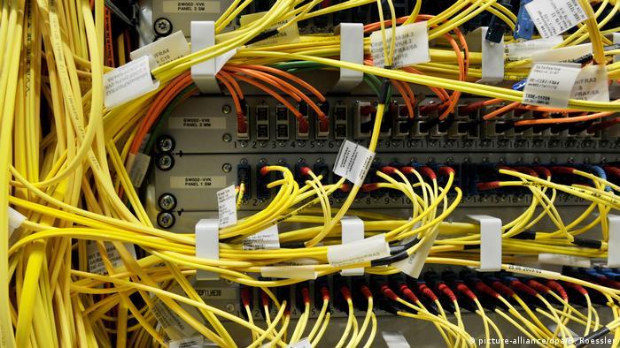 Найпотужніший інтернет-вузол світу розташований у Франкфурті-на-Майні