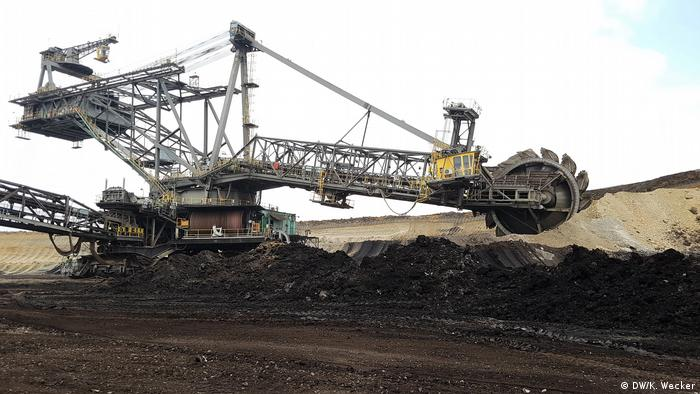 Zeitz Kohleausstieg