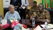 Mali Besuch UN Generalsekretär Antonio Guterres