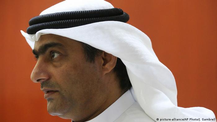 Human rights activist Ahmed Mansoor