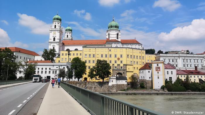 Deutschland Passau Reportage