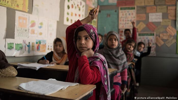 Afghanistan Schule für ehemalige Straßenkinder