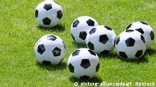 Deutschland Fußballsprache Ball, Pille, Ei