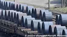 Stahlproduktion in Deutschland