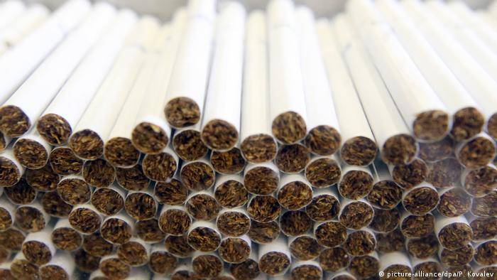 Philip Morris Zigarettenherstellung in Russland