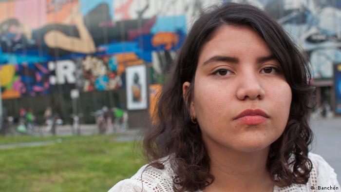 Madelaine Caracas | Student from Nicaragua