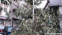 Iran | Unwetter und Staubsturm in Teheran
