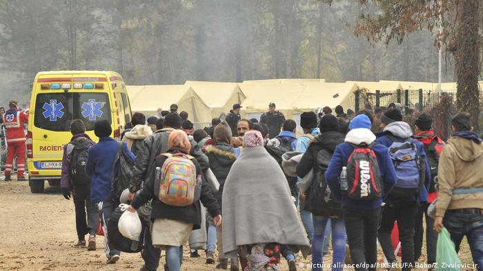 Kroatien | Flüchtlinge