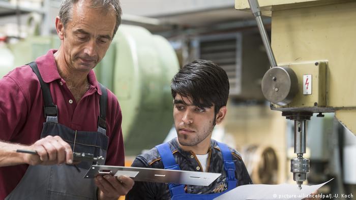 Deutschland | Integration und Arbeitsmarktbeteiligung von Flüchtlingen