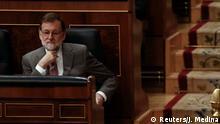 Spanien | Ministerpräsident Rajoy