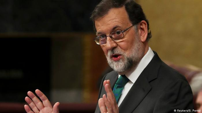 Spanien | Parlamentsdebatte zum Misstrauensvotum gegen Ministerpraäsident Rajoy |