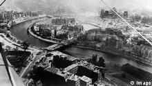 Luftaufnahme Berlin 1945