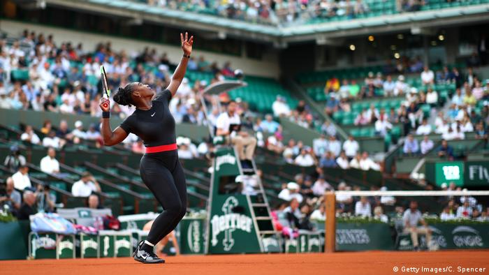 French Open 2018 | Serena Williams, USA (Getty Images/C. Spencer)