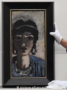 Max Beckmann's The Egyptian
