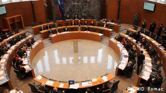 Slowenisches Parlament