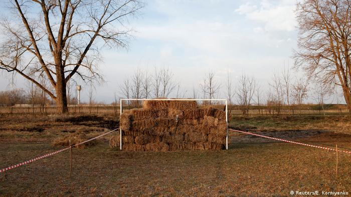 Campos de fútbol alternativos en Rusia