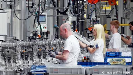 Γερμανία: Ένδειξη ύφεσης η μερική απασχόληση;