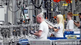 Το εργοστάσιο της VW στο Κέμνιτς της Σαξονίας