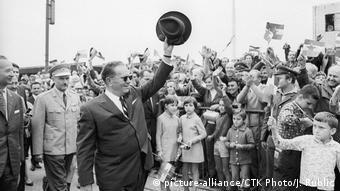 Josip Broz Tito (picture-alliance/CTK Photo/J. Rublic)