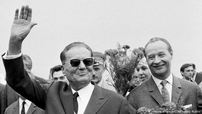 Josip Broz Tito (picture-alliance/CTK Photo/J. Rublic)