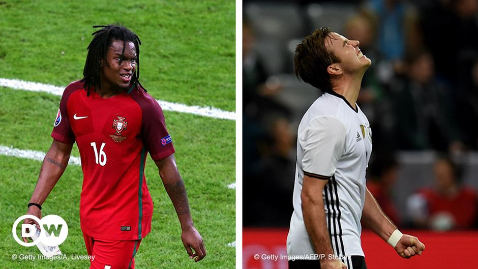 World Cup 2018 The Lost Boys Why Mario Gotze And Renato Sanches Are Missing Sports German Football And Major International Sports News Dw 01 06 2018