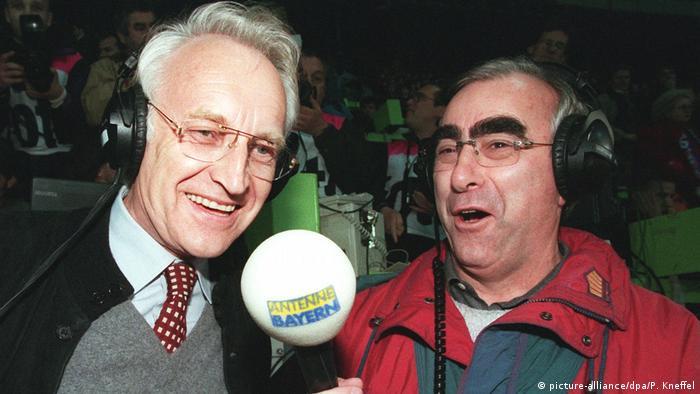 Эдмунд Штойбер и Тео Вайгель