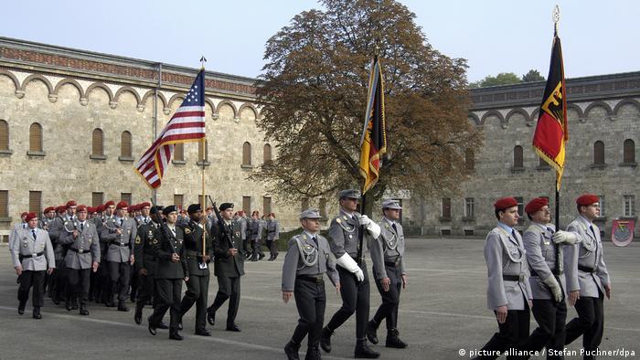 ABD'in Almanya'da askeri varlığını arttırması hükumeti çok mutlu etti