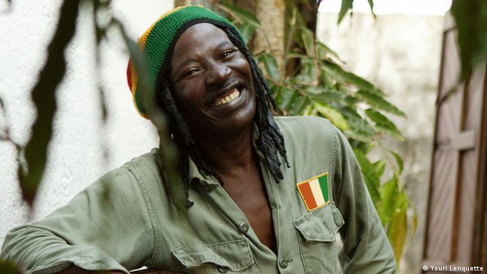 Alpha Blondy a inspiré toute une génération de musiciens reggae sur le continent africain