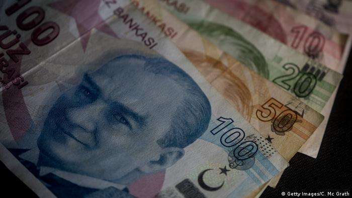 Turkish lira dip spells trouble for Asian markets