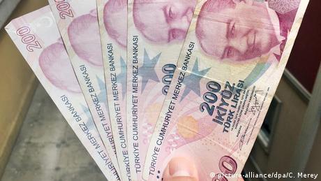 Τουρκικές λίρες αντί ευρώ;