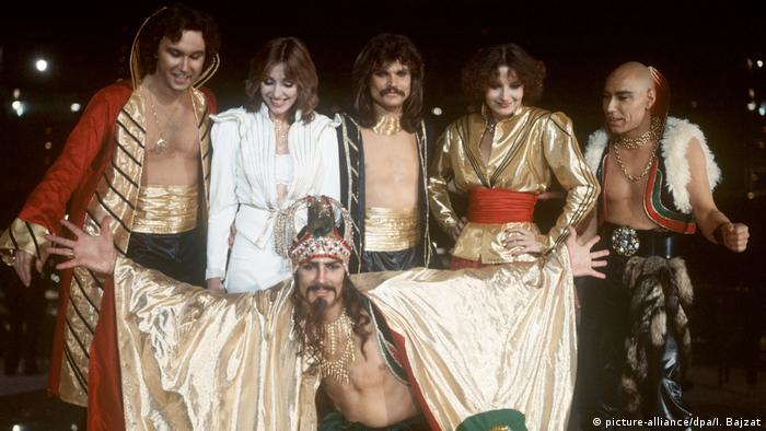 Участники группы Чингисхан, 1979 год