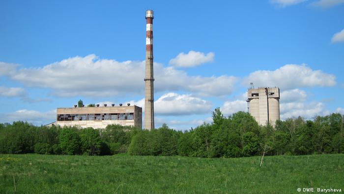 Завод БазэлЦемент-Пикалево