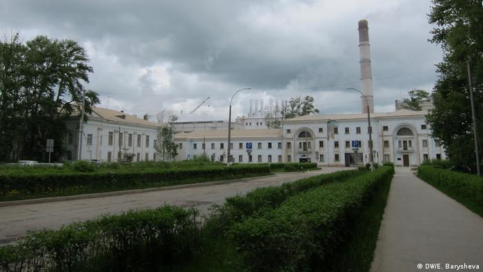 Завод ООО БазэлЦемент-Пикалево