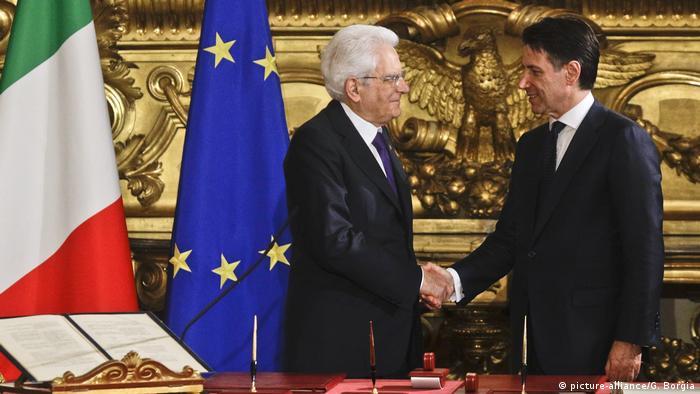 Regierung Italien Aktuell