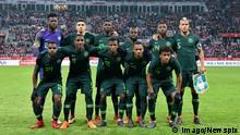 Nigerianische Fußball-Nationalmannschaft