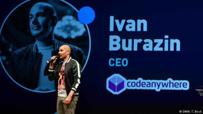 Kroatien Shift-Konferenz Ivan Burazin