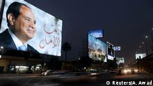Präsident Abdel Fattah al-Sisi