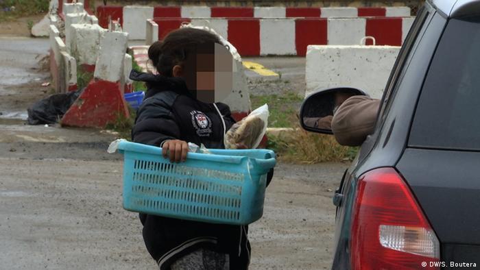 Kinderarbeit in Algerien
