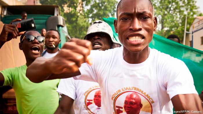 Mali | Proteste in Bamaku gegen die Intransparenz der Präsidenschaftswahlen