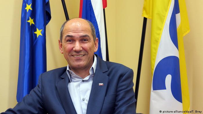 Slowenien | ehemaliger Premier Janez Jansa