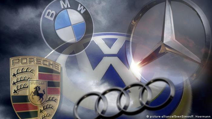 Deutschland Deutsche Autobauer unter Kartellverdach NEU