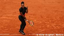 Tennis French Open 2018 Serena Williams