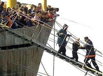 UE quer migração controlada de africanos