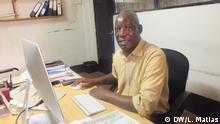 Fernando Gonçalves, analyst Maputo, Mozambique / June 2018