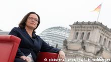Deutschland | ARD-Sommerinterview mit Andrea Nahles