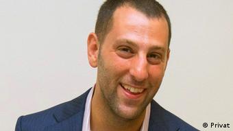 Simon Waldman Türkei-Experte am IPC
