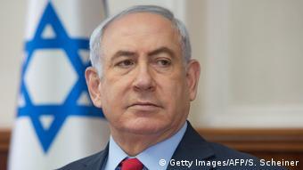Benjamin Netanjahu Ministerpräsident Israel